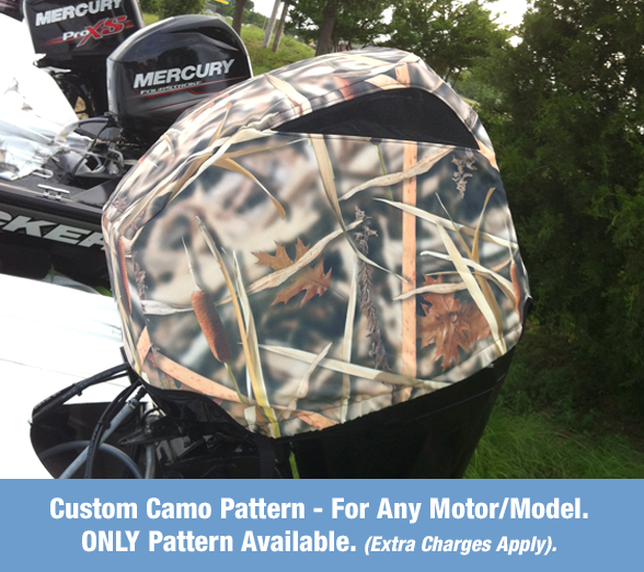 Mercury Outboard Dealers >> Photo Gallery - Tuff Skinz: Vented Outboard Motor Covers