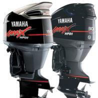 YAMAHA SHO - Tuff Skinz: Vented Outboard Motor Covers