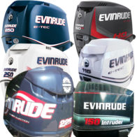 Evinrude Vented Outboard Covers