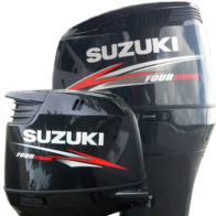 Suzuki Vented Outboard Covers