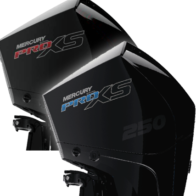 MERCURY OPTIMAX/PRO XS - Tuff Skinz: Vented Outboard Motor
