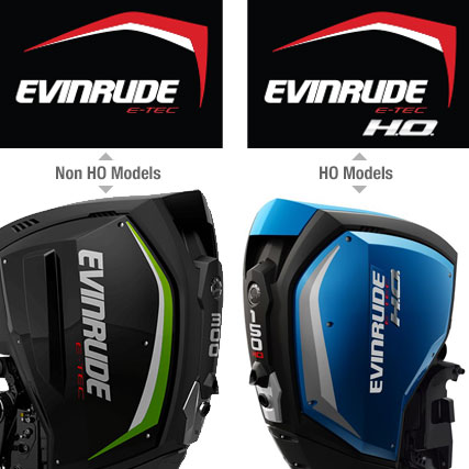 EVINRUDE ETEC G2s - Tuff Skinz: Vented Outboard Motor Covers