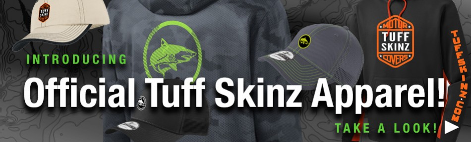 Home - Tuff Skinz: Vented Outboard Motor Covers
